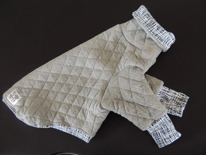 XL Telio Quilted Cotton Blend Shirt