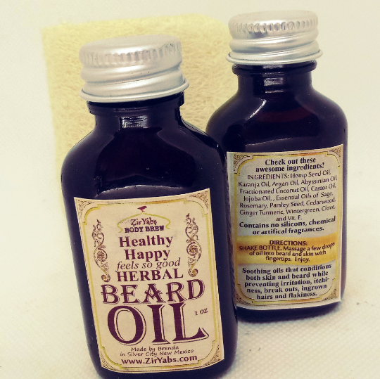 Beard Oil for Healthy Beard and conditioned skin, stop itchy skin under beard,