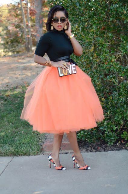 Cute Custom  Skirt, Street Style Skirt,A-Line Skirt,Spring Autumn Skirt ,Gray