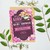Mermaid Baby Shower Invitation, Pink Girl Baby Shower BS20