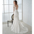 2020 appliques mermaid bridal dresses long sleeves deep v neck country wedding