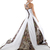New Camo Wedding Dresses With Appliques Ball Gown Long Camouflage Wedding Party