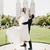 A-line Ivory Lace Modest Wedding Dresses 2020 With Half Sleeves Boat Neck Short