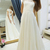 Simple Design Cap Sleeve Chiffon Victorian Wedding Dresses Bridal Gown 2020 New