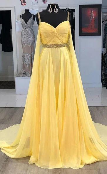 Prom Dress with Beading Long Prom Dresses 8th Graduation Dress Formal Dress