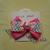 Easter hair bow 020-009