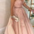 Elegant Long Prom Dress with Lace Appliques Long Prom Dress