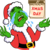 Grinch Clipart for Cutting and Children's Art