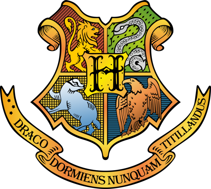Harry Potter SVG, PNG Files for Children's Creativity