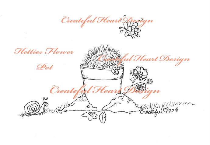 Hettie's Flower Pot