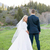Simple Vintage Cheap Bohemian Beach Wedding Dresses 1/2 Sleeves Hi-Lo Scoop Neck