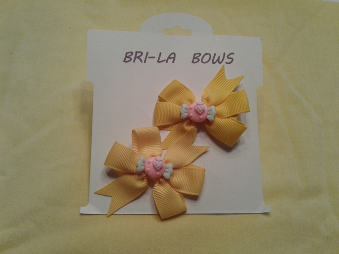 Spring-Summer hair bow