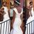 Vintage Sleeveless Long Mermaid Wedding Dresses Lace Up Bridal Gown Plus Size