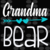 Grandma bear, grandma svg, grandma gift, grandma life, best grandma ever,