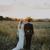 Bohemian Mermaid Wedding Dresses Beach Summer Long Sleeves Backless High Side