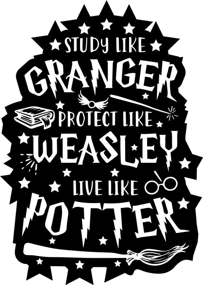 Harry P. SVG and PNG Files: Quotes, Fonts, Logos, Heroes
