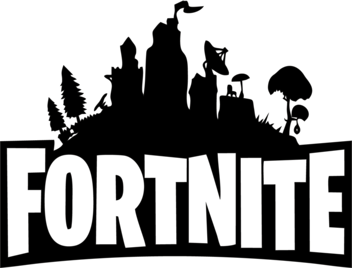 Fortnite Files for Cricut and Silhouette for Cutting