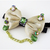 Glamorista Cat Bow Tie with Hand Sewn Crystals, OOAK, Limited Edition, Pet