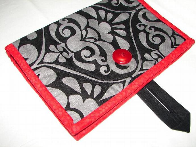 Black and White and Read All Over - eReader or Kindle Fire Cover