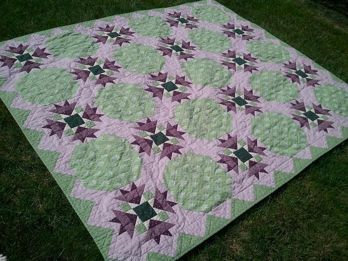 Royal Garden Quilt