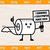 Toilet Paper Shortage Svg File, Toilet Paper Panic Svg, Toilet Paper Shortage