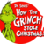 Bundle Grinch and Cat in the Hat SVG and PNG Files - Fan Art Clipart