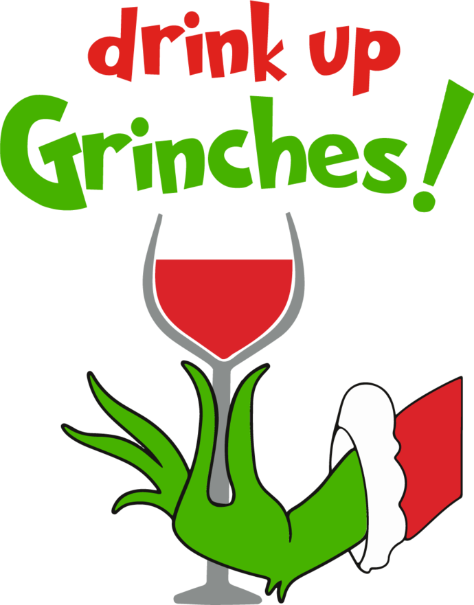 Grinch and Cat in the Hat Transparent SVG and PNG Clipart Download