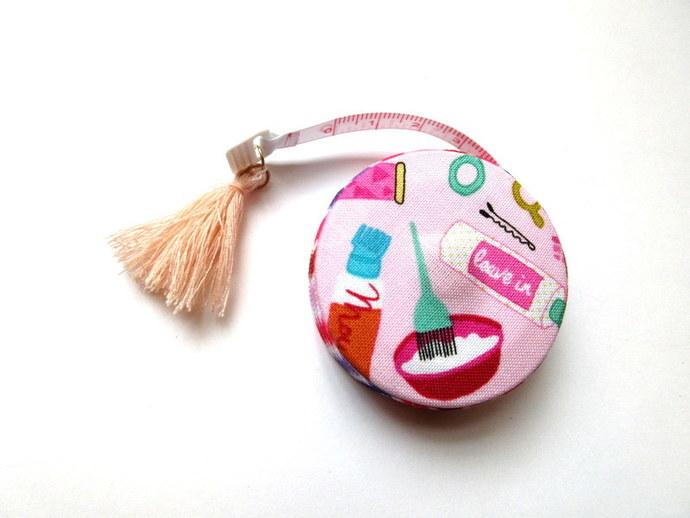 Tape Measure Hair Dresser Small Retractable Measuring Tape