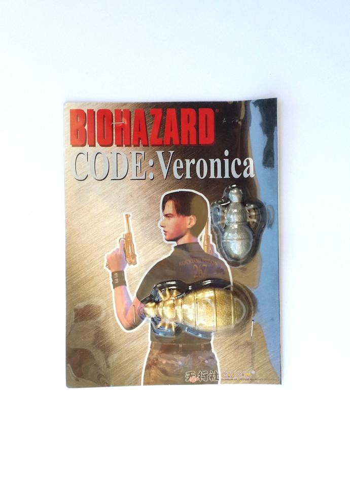 BIOHAZARD Code: Veronica Steve Burnside Metal Ants Toy Set - Hong Kong Comic -