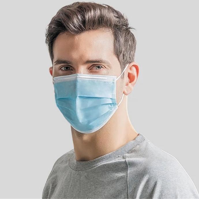 20PCS/pac disposable medical mouth mask anti virus coronavirus 3 layers dusty
