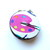 Measuring Tape Artist Palette Small Retractable Tape Measure