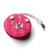 Small Tape Measure Knitting Needles and Yarn Ball Retractable Measuring Tape