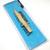 BIOHAZARD Code: Veronica Promo Gold Metal Knife w/ Drawstring Bag - Hong Kong