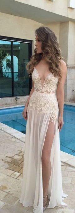 chiffon prom dress,prom dress