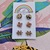Stud Pack - Stones, Crosses and Puzzle Gold