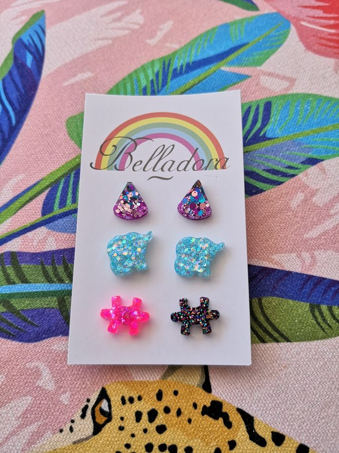 Stud Pack - Triangles, Elephants and Puzzles