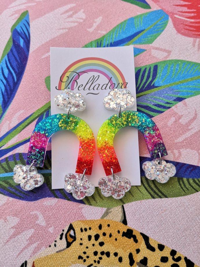 Rainbow Dangles