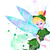 Tinker Bell Set Disney, Tinker Bell print, poster, home decor, nursery room,