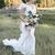 Bohemian Mermaid Wedding Dresses 2020 Retro V-neck Sweep Train Country Beach