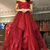 2020 long prom dress with off the shoulder evening dress