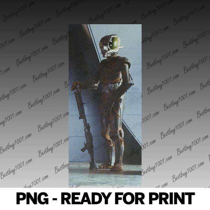 Star Wars 4-LOM Bounty Hunter Droid Movie Still png