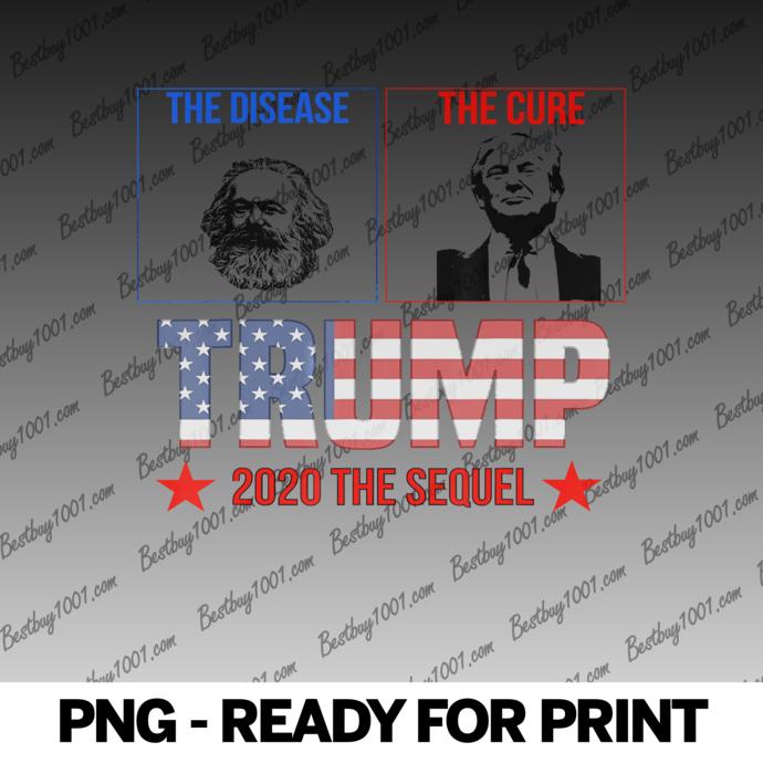 Anti Communist Trump 2020 Vintage Political Wear