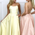 Simple Prom Dress, Long Prom Dress