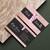 Pink Glitter Personalized Pink Zebra Business Cards, Zebra Business Card PZ02