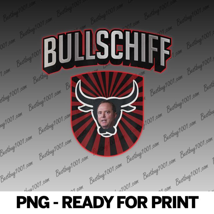 Bull Schiff Shirt Adam Bullschifters Viral Pro Trump 2020
