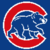 Chicago Cubs Crochet Pattern  (Graph, SC, C2C, Bobble stitch)