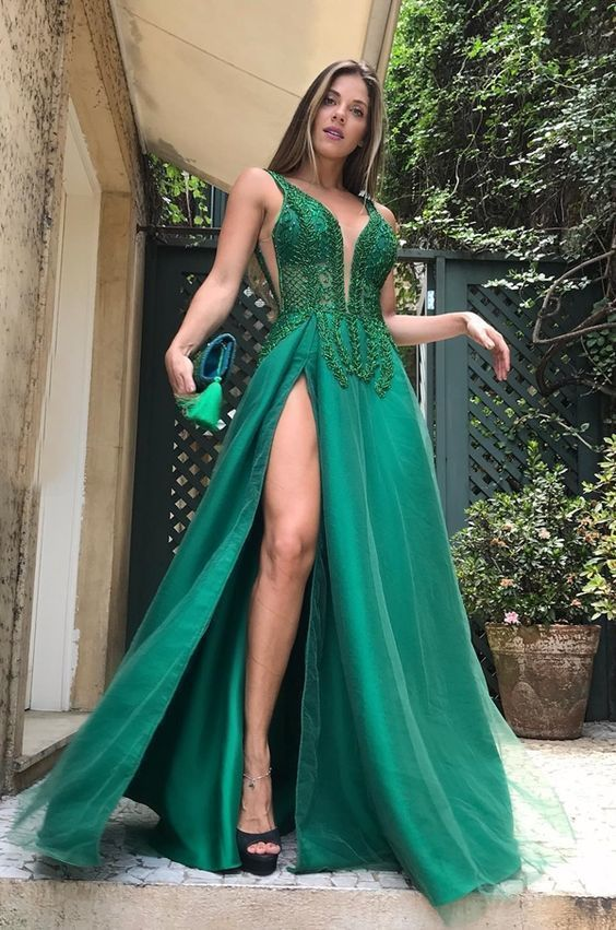 Prom Dress Evening Dress, Dance Dress, Graduation School Party Gown 2962