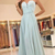 Sweetheart Long Prom Dress, A Line Blue Prom Dress, Elegant Prom Dress with