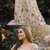 A-Line Long Prom Dress with Sleeves, Long Prom Dress with Sequin, Champagne Prom