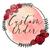 Custom Order for Amanda - Watercolor Floral Bow